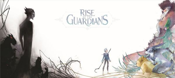 【Reviews】The Art of Rise of the Guardians (The Art of ...