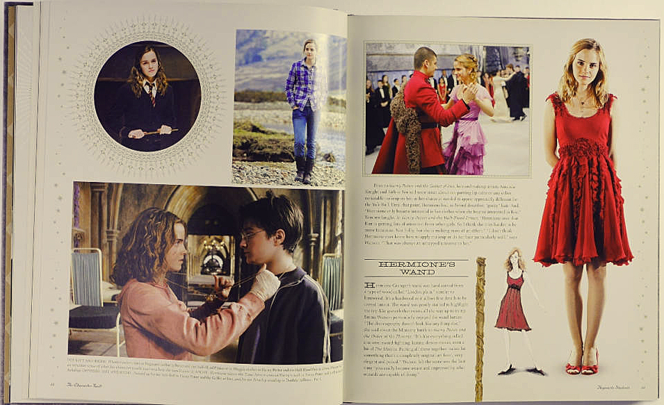 Harry Potter The Character Vault_